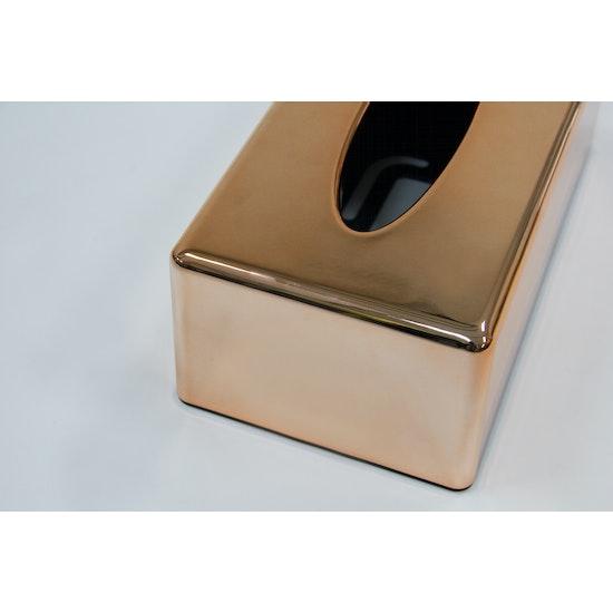 1688 - Copper Tissue Holder