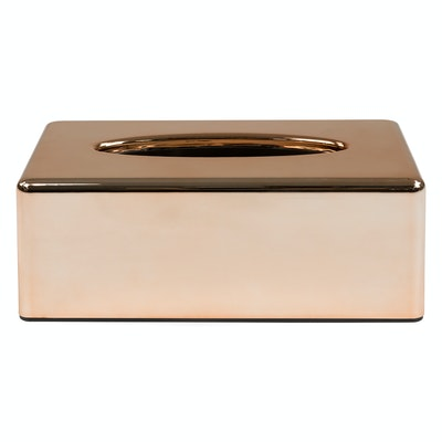 Copper Tissue Holder - Image 2