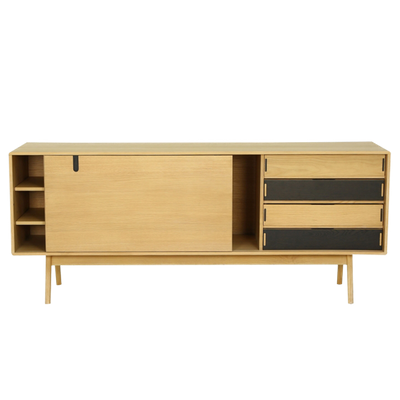 Sterling Sideboard 1.8m - Oak - Image 2