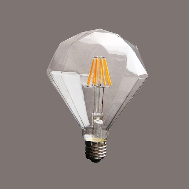 LED Diamond Edison Bulb - 1