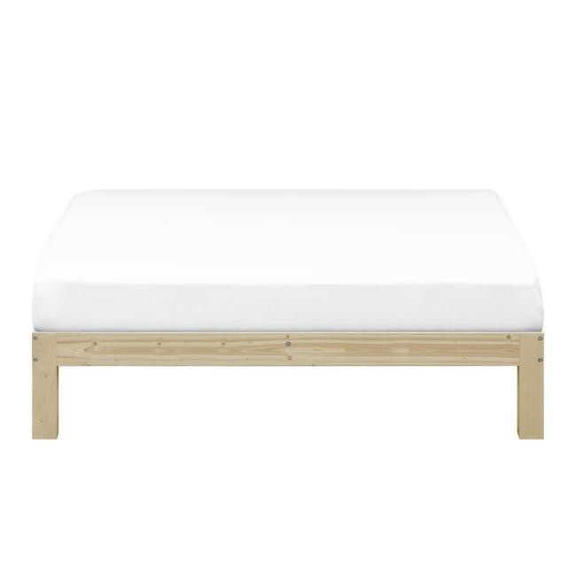 Katana Queen Headboard Bed - 3
