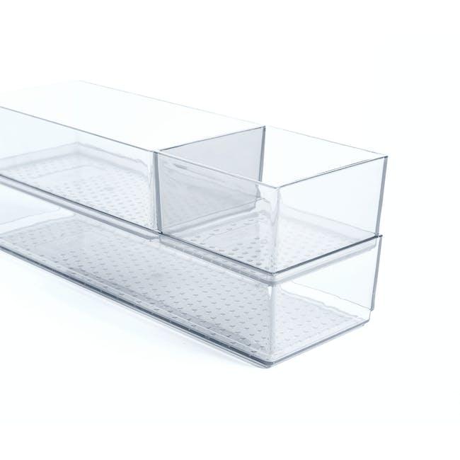Hallie Clear Organiser - Small - 3