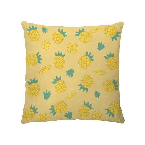 HipVan Bundles - Pineapple Confetti Cushion