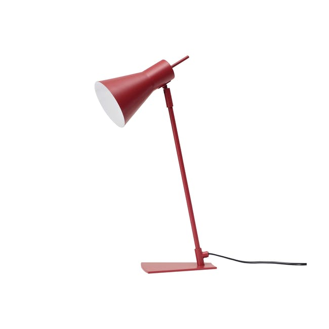 Weevil Table Lamp - Red - 1
