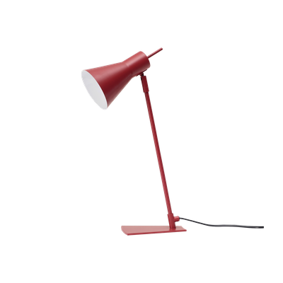 Weevil Table Lamp - Red - Image 1
