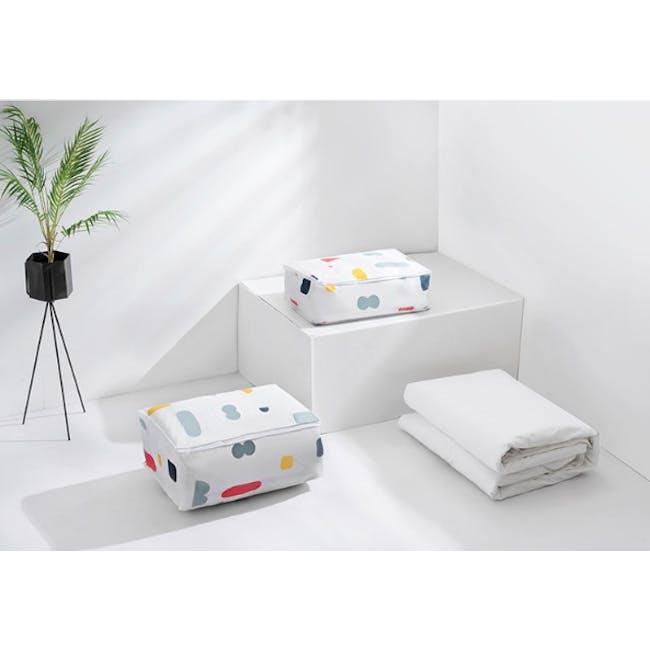 Sandy Fabric Storage Case - Small - 1