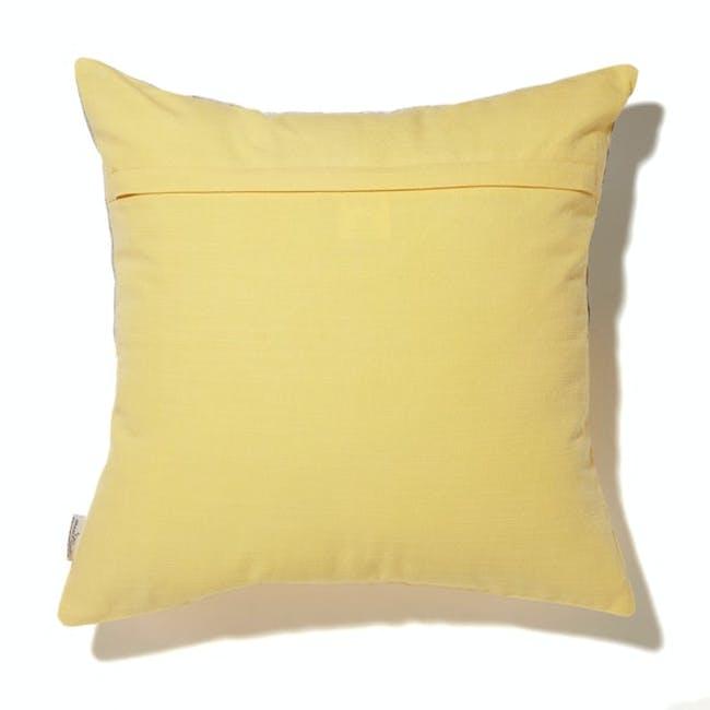 Citori Cushion - Yellow - 2
