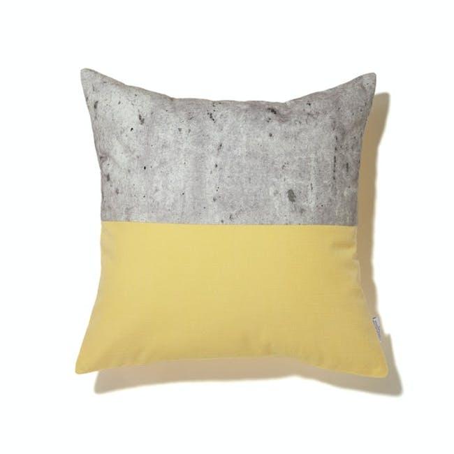 Citori Cushion Cover - Yellow - 0
