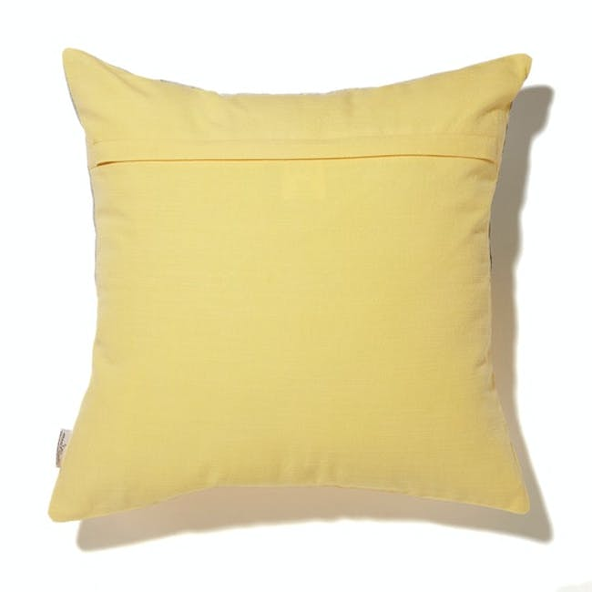 Citori Cushion Cover - Yellow - 2