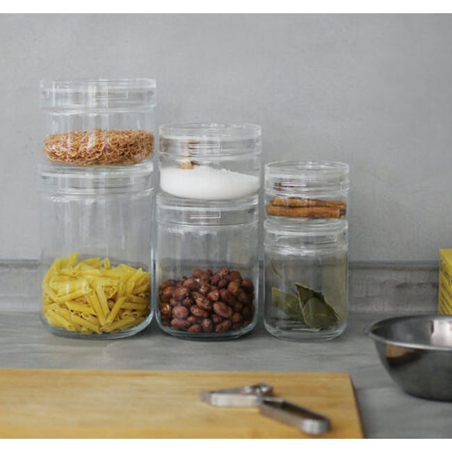 Cellarmate Charmy Clear Tough Container (4 Sizes) - 6