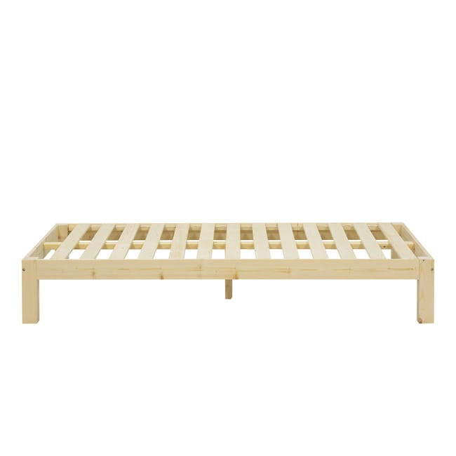 Katana Single Headboard Bed - 4