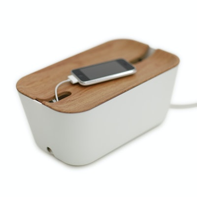 Hideaway Cable Organiser - Natural - Image 1