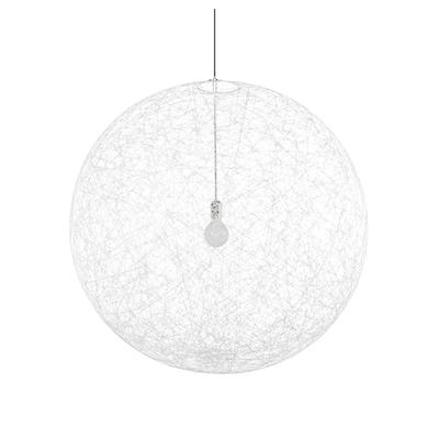 Random Pendant Light Ø60 cm - White - Image 1
