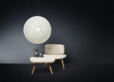 Random Pendant Light Ø60 cm - White - Image 2