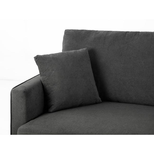 Ashley 3 Seater Lounge Sofa - Granite - 4