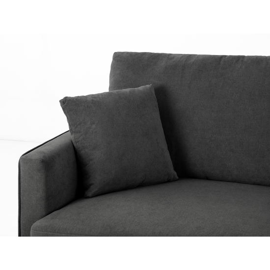 Only Zest (OEM) - Ashley 3 Seater Lounge Sofa - Granite