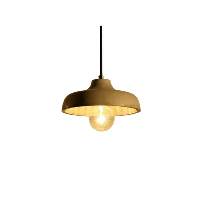 Odine Cement Pendant Shade Lamp - Image 2