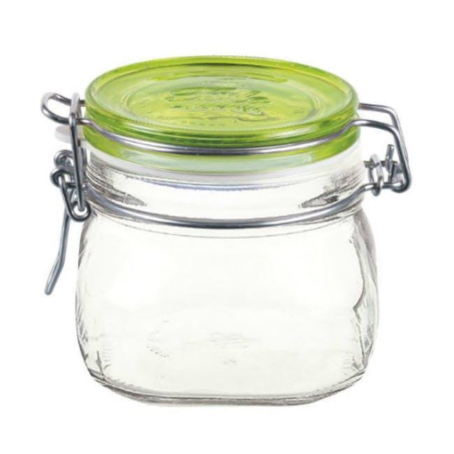 Fido Jar Herm 500 - Green - 1