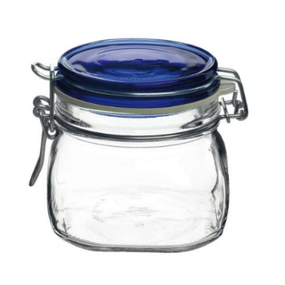 Fido Jar Herm 500 - Blue Top - Image 2