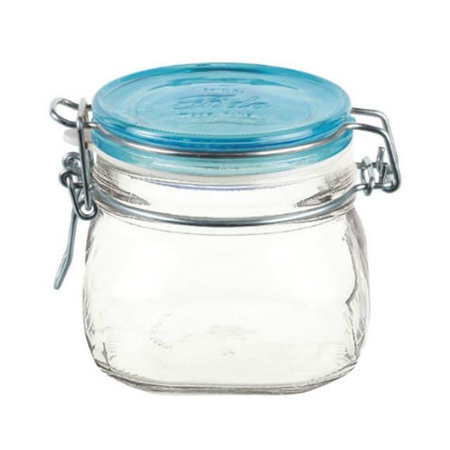 Fido Jar Herm 500 - Blue - 1