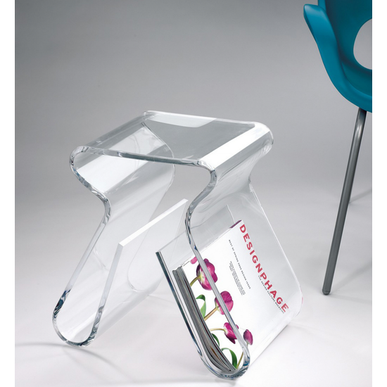 HipVan Bundles - Ethan Concrete Coffee Table 1.2m with Magino Stool with Magazine Rack