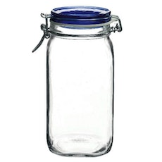 Fido Jar Herm 1500 - Blue Top (Buy 3 Get 1 Free!)