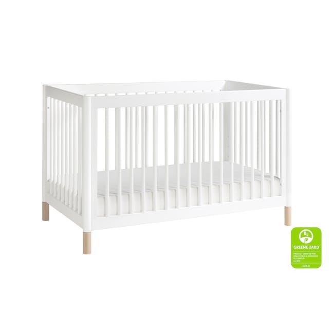 Babyletto Gelato 3-in-1 Convertible Crib - White - 3