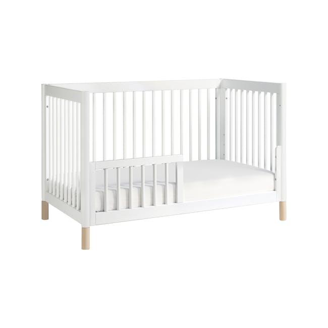 Babyletto Gelato 3-in-1 Convertible Crib - White - 4