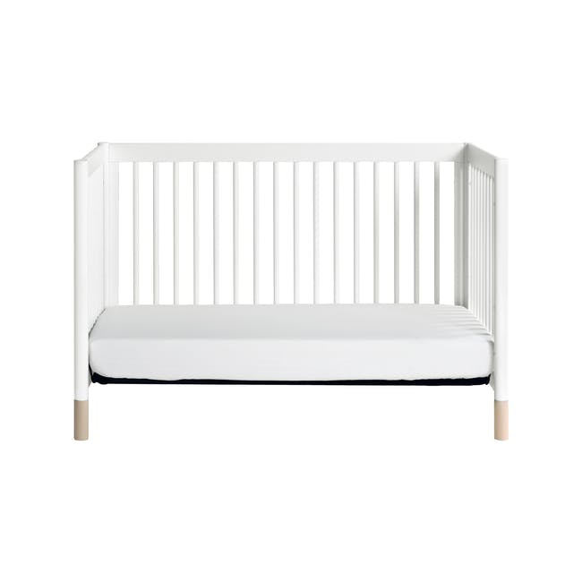 Babyletto Gelato 3-in-1 Convertible Crib - White - 7