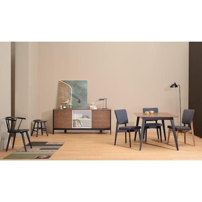 Goya Chair - Natural, Auburn - 4