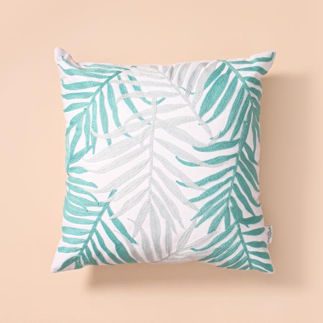 Lazarus Island Throw Cushion - Green - 4