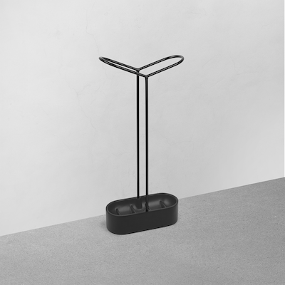 Holdit Umbrella Stand - Black - Image 2