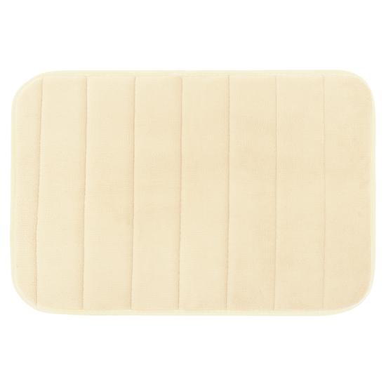 1688 - Essentials Memory Foam Mat 40 x 60 cm - Ivory
