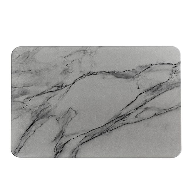 Diatomite Absorbent Mat  - Grey Marble - 0