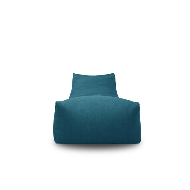 Daisy Bean Bag - Blue - 2