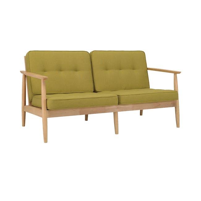 Marley 2 Seater Sofa - Natural, Oasis - 0