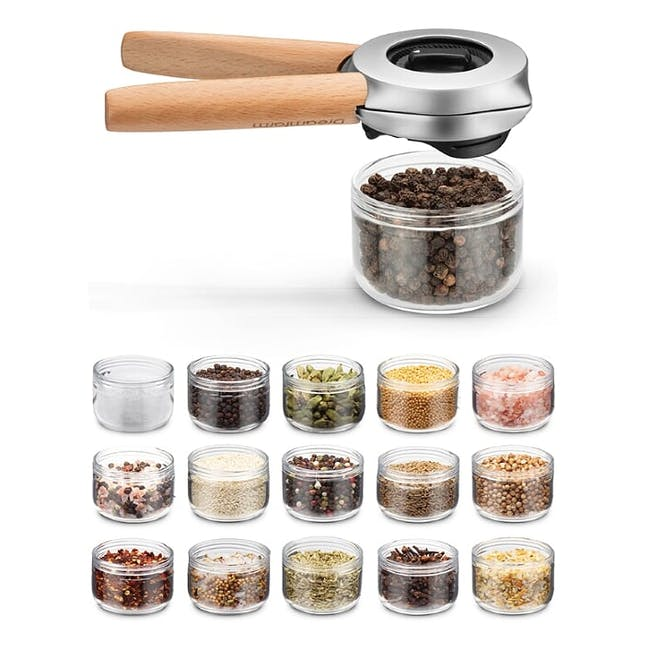 Dreamfarm Ortwo (One or Two-Handed Pepper Mill) - 7
