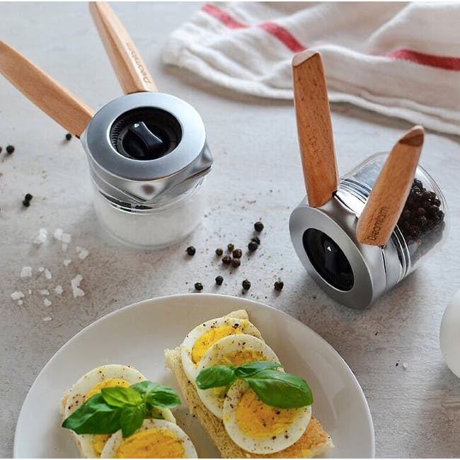 Dreamfarm Ortwo (One or Two-Handed Pepper Mill) - 1