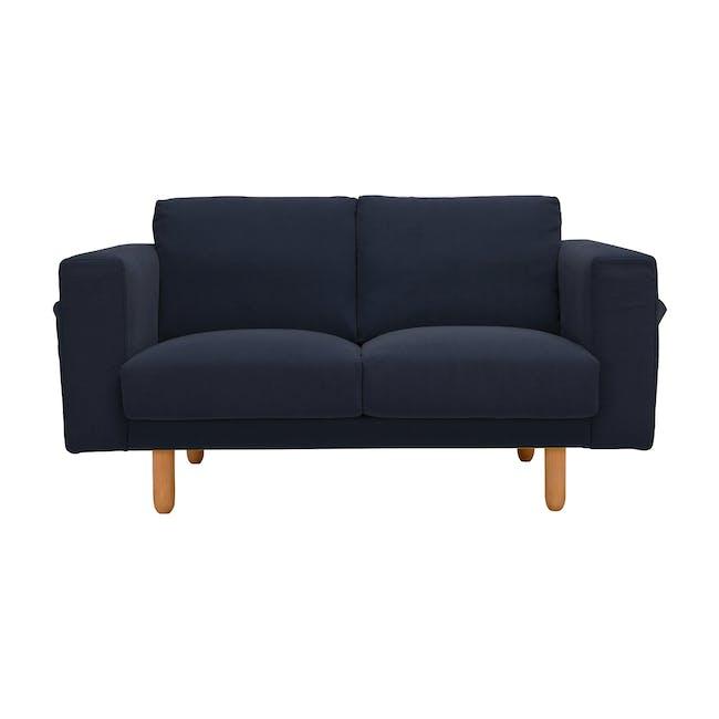 Minex 2 Seater Sofa - Twilight - 0