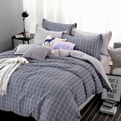 (King) Addison 5-Pc Bedding Set - Image 2