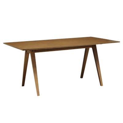 Varden Dining Table 1.7m - Cocoa - Image 1