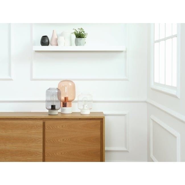 Avis Table Lamp - Concrete - Without Bulb - 2