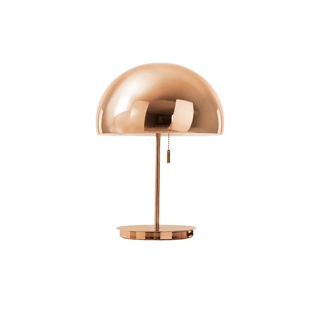 Marissa Table Lamp - Copper - 0
