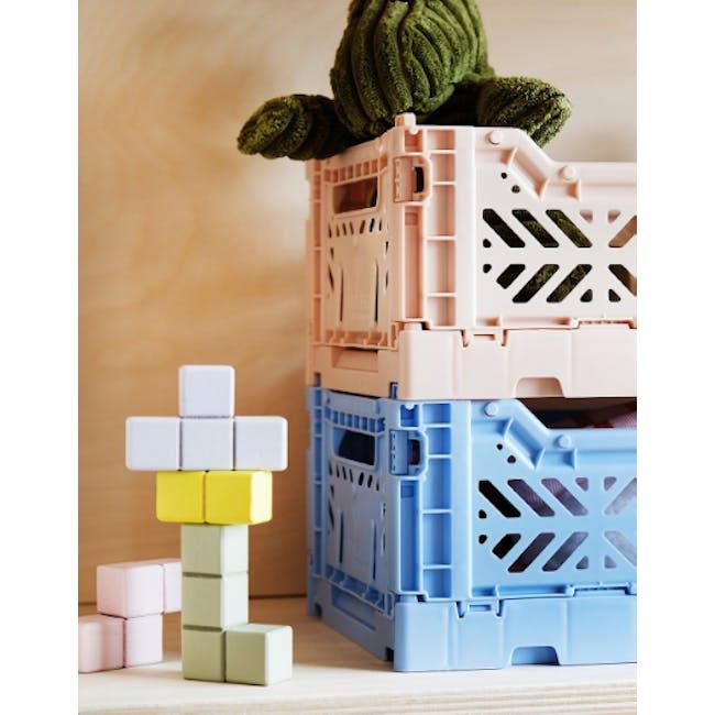 Aykasa Foldable Midibox - Baby Blue - 3