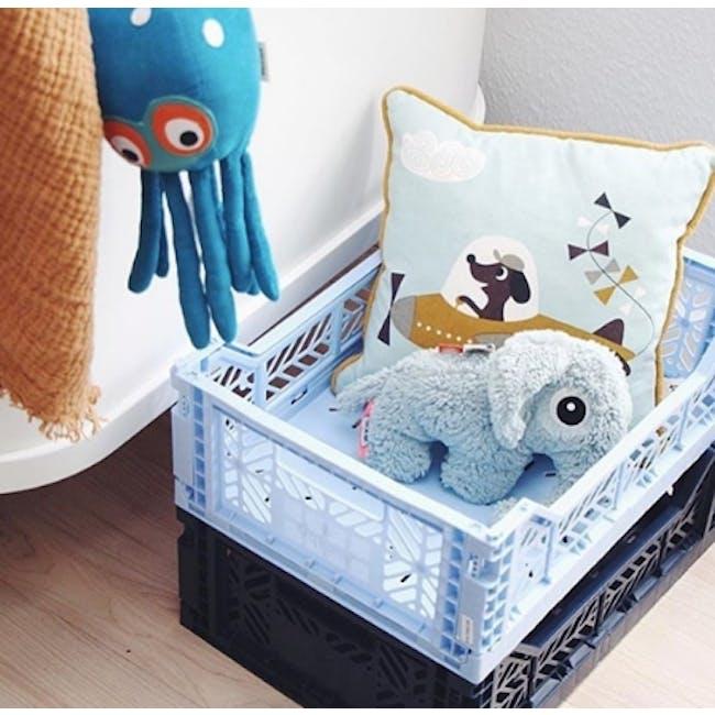 Aykasa Foldable Midibox - Baby Blue - 2