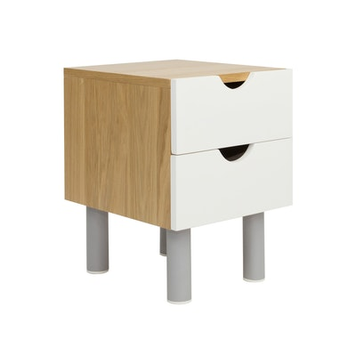 Rio Bedside Table - Small - Image 1
