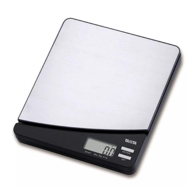 Tanita Stainless Steel Kitchen Scale 5kg - 1