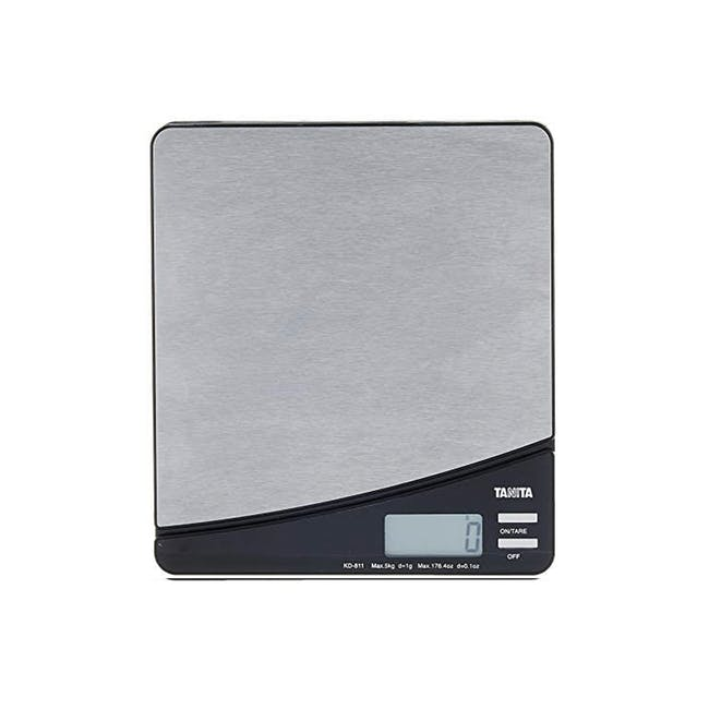 Tanita Stainless Steel Kitchen Scale 5kg - 0
