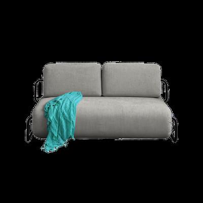 Leyton Sofa Bed - Slate Grey - Image 1