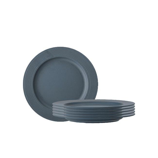 Rhea Side Plate - Blue (Set of 6) - 0